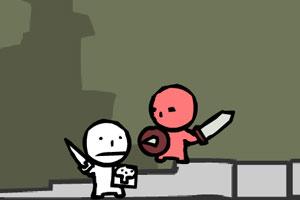 《小小战士》游戏画面1