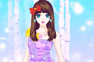 《魅力时装展》游戏画面1