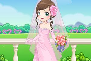 《情人节的新娘》游戏画面1