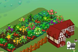 《我的农场庄园》游戏画面1