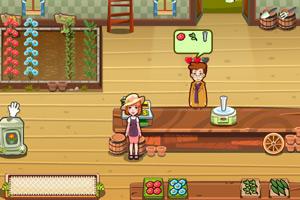 《爱米的花店》游戏画面1