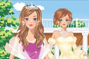 《公主的秘密花园》游戏画面1