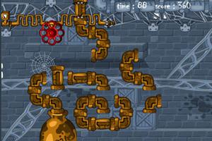 《小猫的果酱工厂》游戏画面1