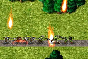 《魔兽战争4兽人之战》游戏画面1