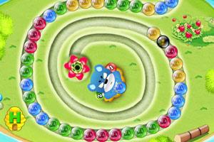 《新小熊祖玛》游戏画面1
