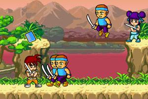《炎龙传说2三度冲击变态版》游戏画面1