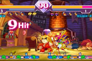 《口袋战士NOVA0.6无敌版》游戏画面1