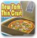 纽约薄比萨
