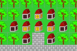 《点亮村庄》游戏画面1