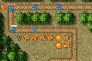 《冰火人之战无敌版》游戏画面1