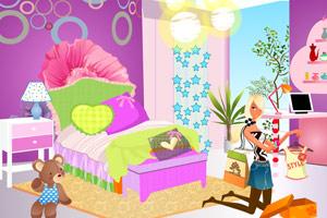《美女的卧室》游戏画面1
