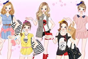《甜美蜜糖女孩》游戏画面1