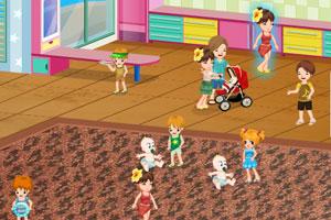 《小狗的假日小屋》游戏画面1