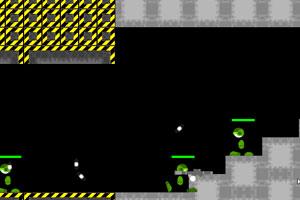 《绿色战士杀戮3000》游戏画面1