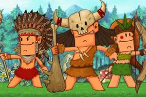 《野人部落beta2》游戏画面1
