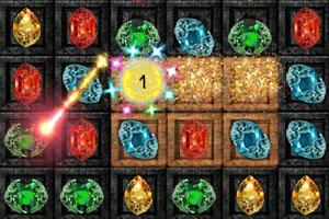 《船长的宝石阵》游戏画面1