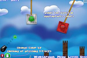 《彩色世界的起源》游戏画面1