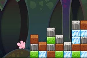 《挖钻石》游戏画面1