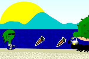 《小绿人大冒险4》游戏画面1