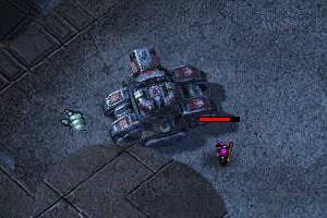 《星际争霸2异种入侵无敌版》游戏画面1