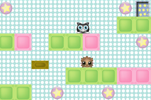 《萌猫回家》游戏画面1