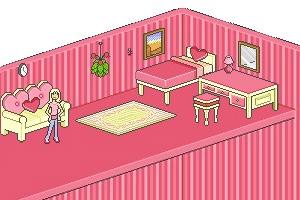 《像素娃娃屋》游戏画面1