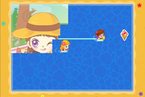 《阿sue海滩速写》游戏画面1