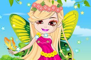 《蝴蝶小女孩》游戏画面1