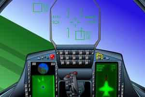 《F18空中战斗机》游戏画面1