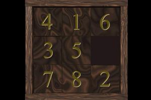 《九宫格数字排序经典版》游戏画面1