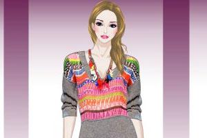 《2011年D&G秋季女装》游戏画面1
