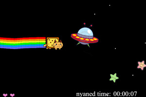 《飞翔霓虹猫兄弟篇》游戏画面1