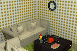 《逃出女友的卧室》游戏画面1