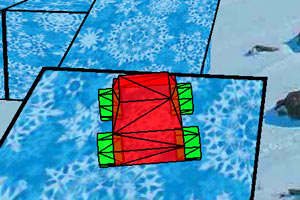 《3D大脚冰雪世界》游戏画面1