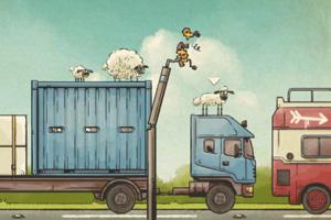 送三只小羊回家2无敌版