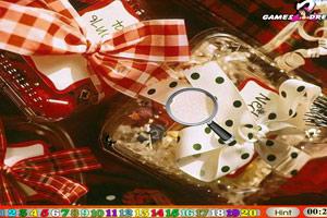 《圣诞礼物找数字》游戏画面1