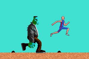 《野外赛跑》游戏画面1