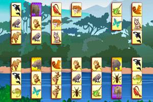 《狩猎麻将》游戏画面1