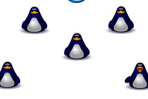 《企鹅跳跳》游戏画面1
