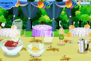 《草莓生日蛋糕》游戏画面1