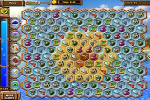 《神秘的海洋》游戏画面1
