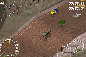 《越野车大赛》游戏画面1