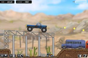 《怪物卡车大破坏2》游戏画面1