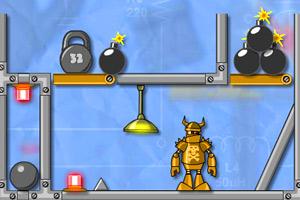 《炸毁机器人2》游戏画面1