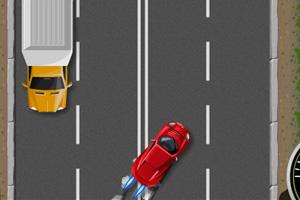 《光速跑车》游戏画面1