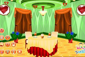 《情人节浪漫房间》游戏画面1