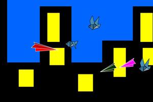 《纸灰机》游戏画面1