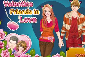 《情人节有约》游戏画面1