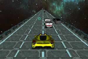 《汽车空间战》游戏画面1