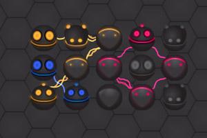 《连线机器人选关版》游戏画面1